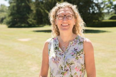 Tabitha Randell- 2018 Clinical Champion