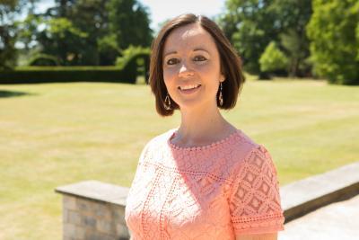 Vicky Elliot- 2018 Clinical Champion